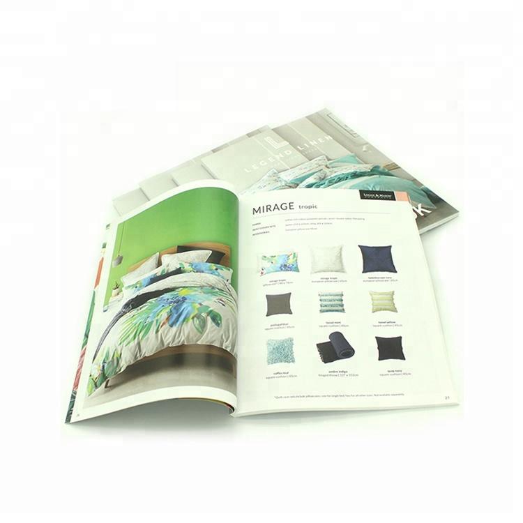 Catálogo de Serviços de Impressão Do Folheto Criativo