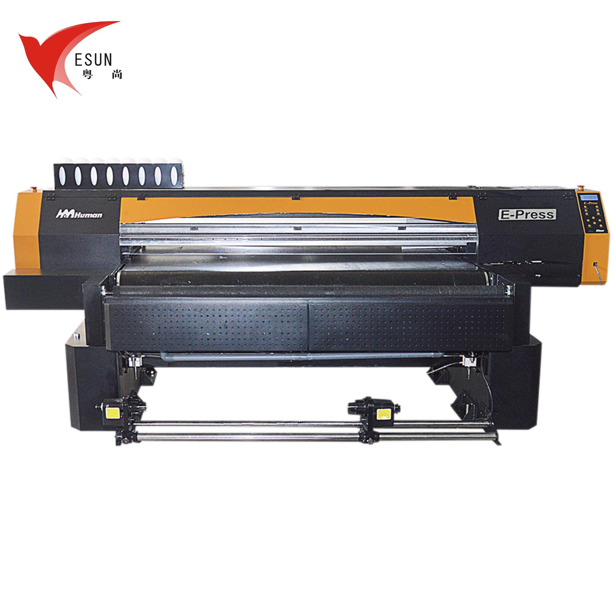 8055aec6 GZYESUN automatic pigment ink inkjet printer shirt cloth fabric digital printing  machine