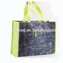 Hot Sale For Shopping Or Gift PP Woven Bags with Perfect Printing