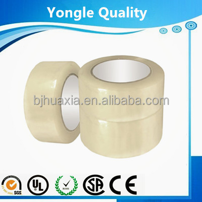 Factory direct sale top grade opp meterial and waterproof feature packing tape