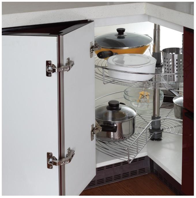Finden Sie Hohe Qualität Küche Revolvierenden Warenkorb Hersteller ...