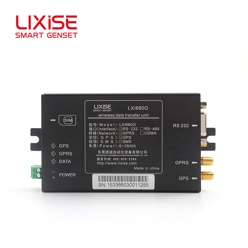 LXI680G LIXiSE rs232 wireless gps gprs <strong>modem</strong>