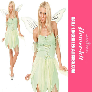 Sexy Green Fairy Costume, Sexy Green Fairy Costume Suppliers And  Manufacturers At Alibaba.com