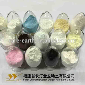 Rare Earth Oxide From China Manufacturer with High Purity High Quality Rare Earth