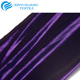 China factory 1000MOQ south korea velvet bed sheet fabric textile material