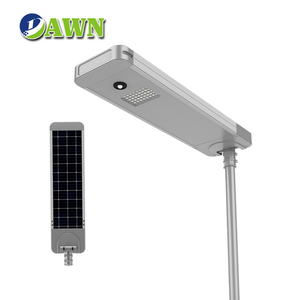 20W led solar street light solar powered fishing boats die cast aluminum housing led street lighting pole fuse box