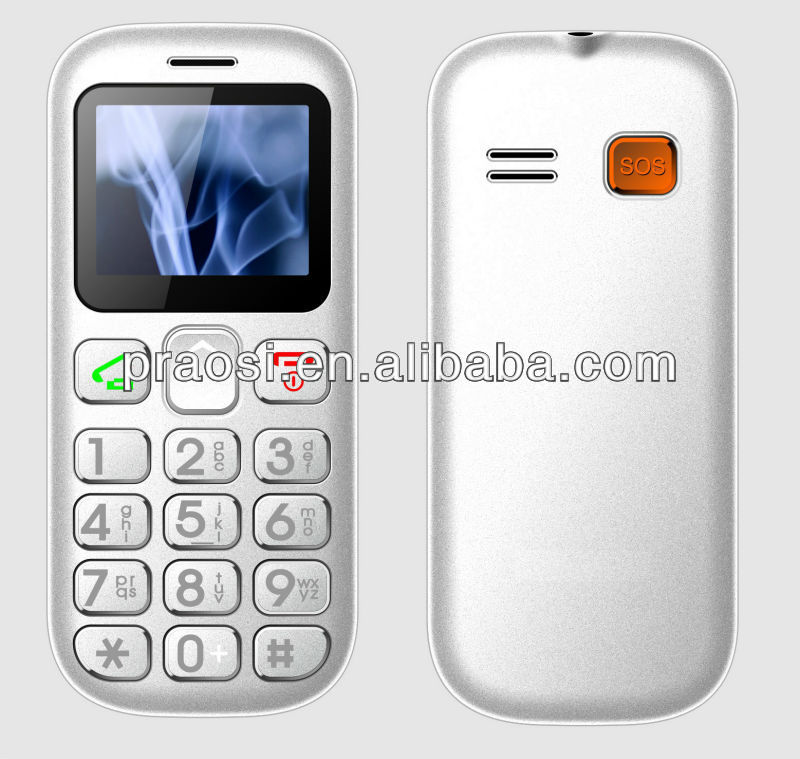 old people care electronic products gsm mobile phone sos button personal panic alarm button cell phone