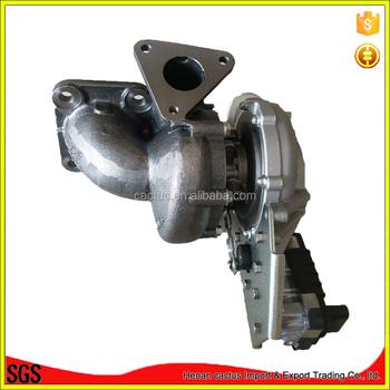 Gta2052vk Turbo Parts 752610-5025s 6c1q6k682ej Lr021013 1669557 Turbo Kit  For Ford Transit V348 Tdci Duratorq Tdci Euro-4 Ford - Buy Turbo Kit,Turbo