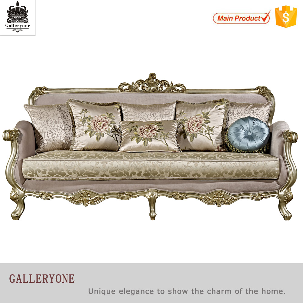 2017 hot new products luxury furniture classic living room <strong>sofa</strong>