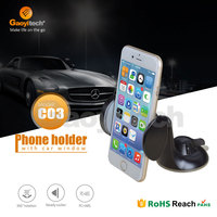 Factory direct sale one hand operation in car universal car phone holder support 3.5 to 6.5 inch cell phones
