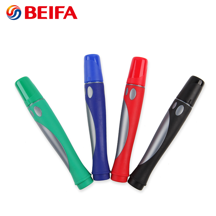 Beifa Brand PY234601 China Wholesale Office Stationery Multi Color Paint Permanent Marker Pen Set