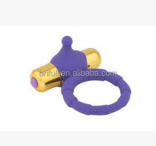 wholesale adult toy vibrating cock ring penis for boy