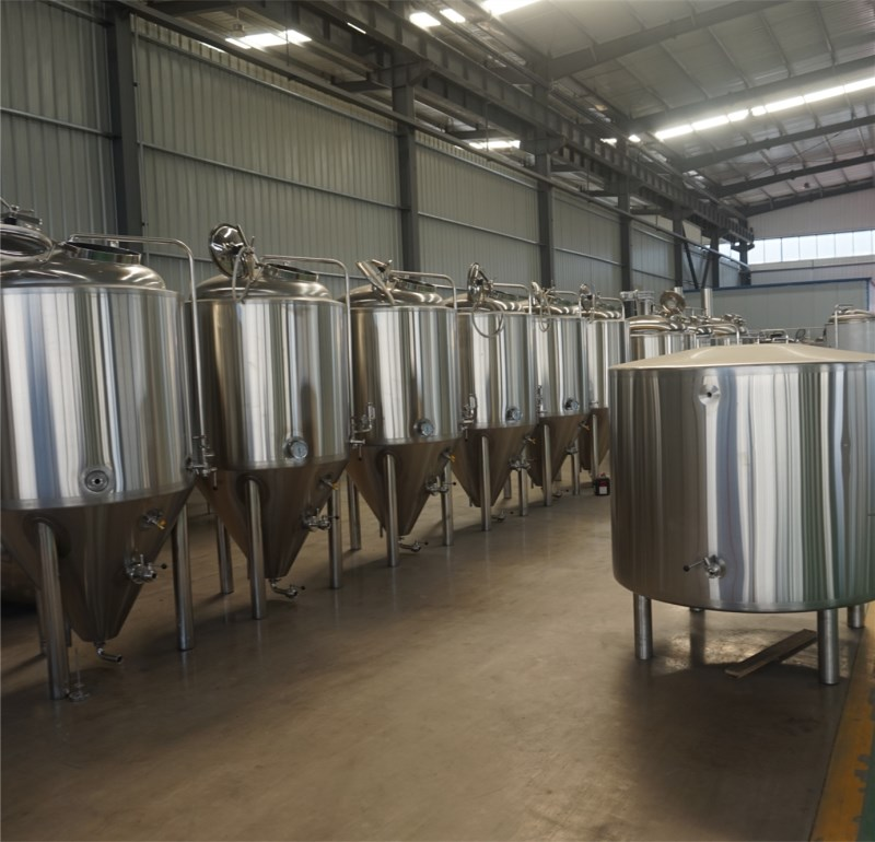 5HL Small beer brewery system used for factory/beer brewing equipment