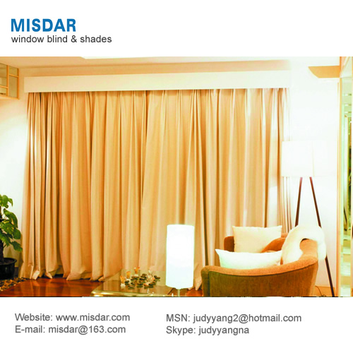 Drapery Curtain Window Blackout