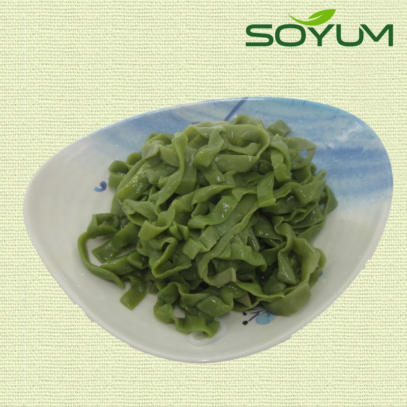 vegetable color pasta konjac fettuccine for health