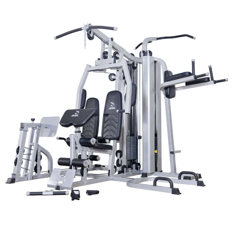 Luxury hmulti station used home gym equipment sale for