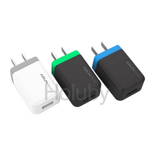 Arun U128 1.0a Usb Output Smart Mobile Phone Charger Fast Charging ...