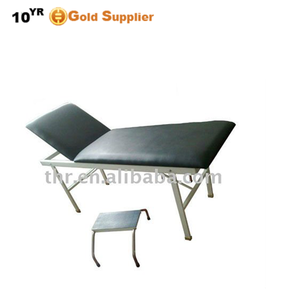 THR-ET003 Stainless Steel medical Examination Couch