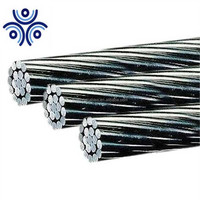 50mm2 stranded aluminium conductor steel reinforced ACSR wire cables sizes
