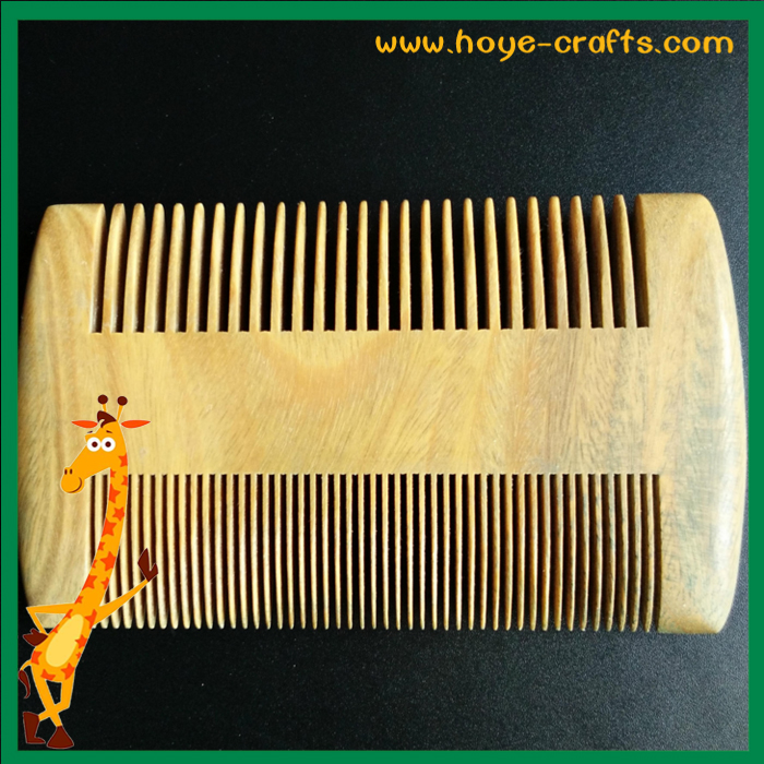 Fine and Wide Wooden Teeth wooden comb for All Types of Hair beard,better than Metal or Plastic
