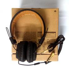 Majors I Headphones DJ Studio Headphones Deep Bass Noise Isolating headset Monitorring for iphone Samsung marshall