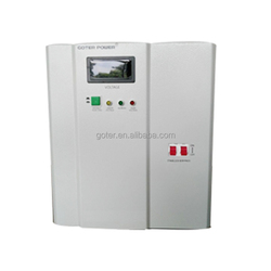 Shenzhen Ac Automatic 5kva Voltage Stabilizer for Home Price with Led Display
