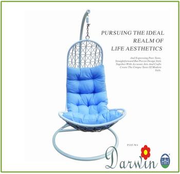 Canvas Indoor Hanging Acrylic Balcony Bubble Chair
