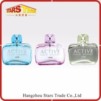 Beautiful New Design Cheap Empty Perfume Bottle With Cap