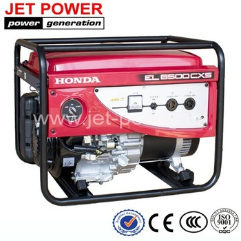 electric generators. HONDA Electric Generators 5000w Powered By Gx390 Engine
