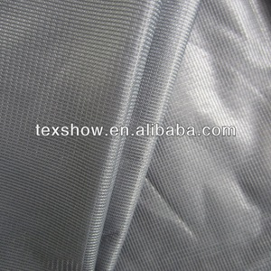 Transfer pu coated 100% polyester tricot fabric