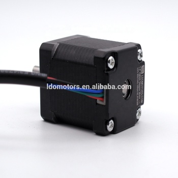 NEMA 14 Hybrid stepper motor with high holding torque for printer