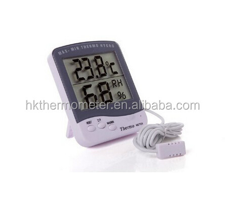 Jumbo Display Hgro Thermo Meter Digital in/out Thermometer