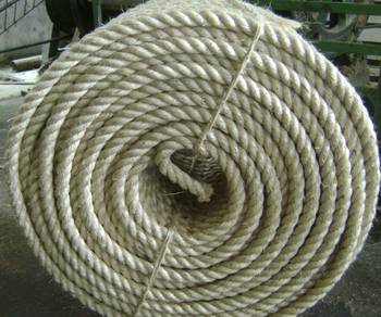 XL 3 Strand twisted sisal rope