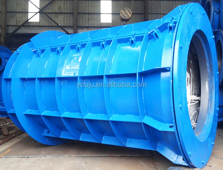 concrete drain pipe culvert pipe making machine