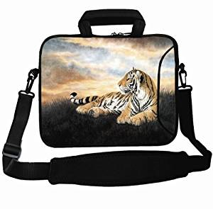 """Cool Tiger 12.5"""" 13"""" 13.3"""" Laptop notebook Sleeve Bag Case cover with Handle Shoulder Strap For Lenovo IdeaPad UltraBook U310 Z370,Lenovo IdeaPad YOGA 13,12.5"""" 13"""" 13.3"""" Netbook Notebook,13.3"""" Samsung Series 5 9 Ultrabook Dell,13.3""""Samsung ASUS Sony Lenovo HP Dell,13.3"""" Toshiba Portege ,13"""" 13.3"""""""