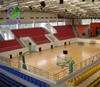 100% New Raw Durable Hot Sales PVC Flooring for Indoor Basketball Court Made in China