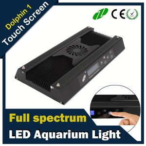 108w fish lamp led lights for aquarium plants weeds led aquarium lamps