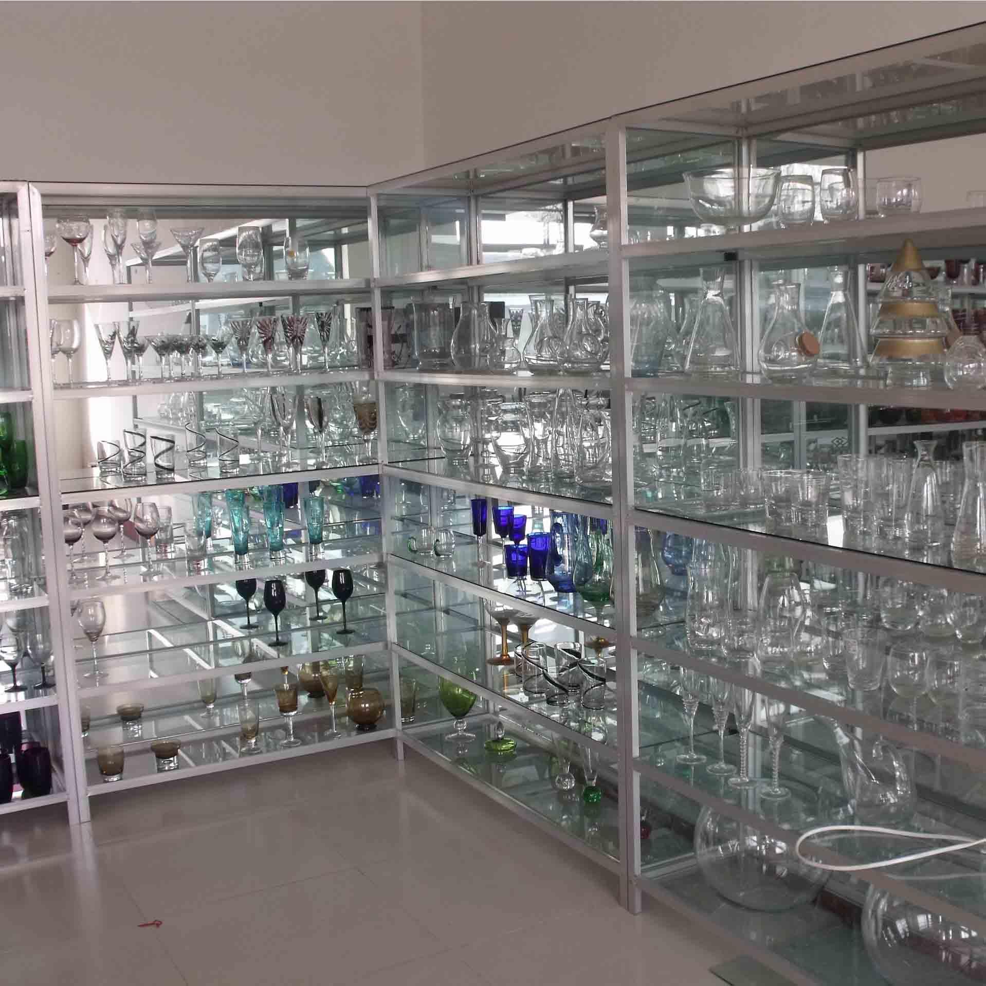Transpa 550ml Lead Free Crystal