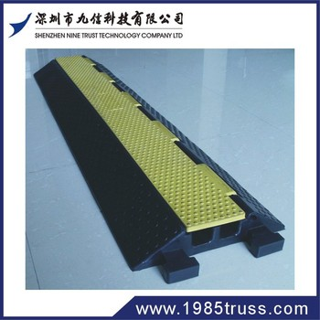 High Quality Rubber Cable Floor Cover/Cable Protectors/cable Covers Floor