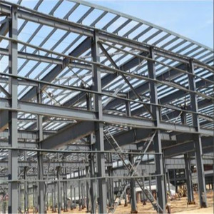 Steel Shed Structure metal building warehouse workshop used