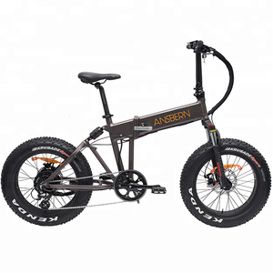new full suspension fashion fat tyre small folding electric bike bicycle ebike