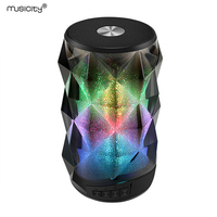 Musicity LED Light Bluetooth Speaker