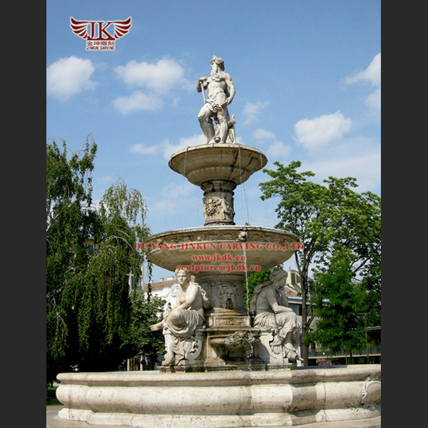 Grandes fuentes de agua para la decoraci n del jard n de for Ranas decoracion jardin