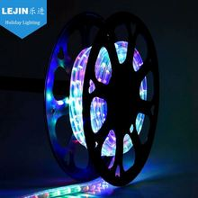 Diwali colorful 100m decoration led rope light