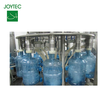 Attractive design 5 gallon filling and sealing machine