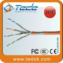 Hotsale cat6 color code for lan cable