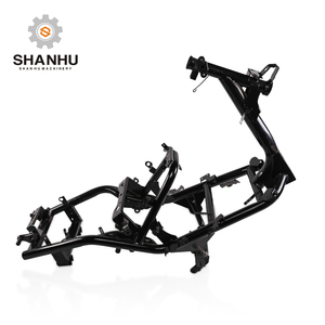 Factory directly customization motorcycle scooter body main frame for BWS III