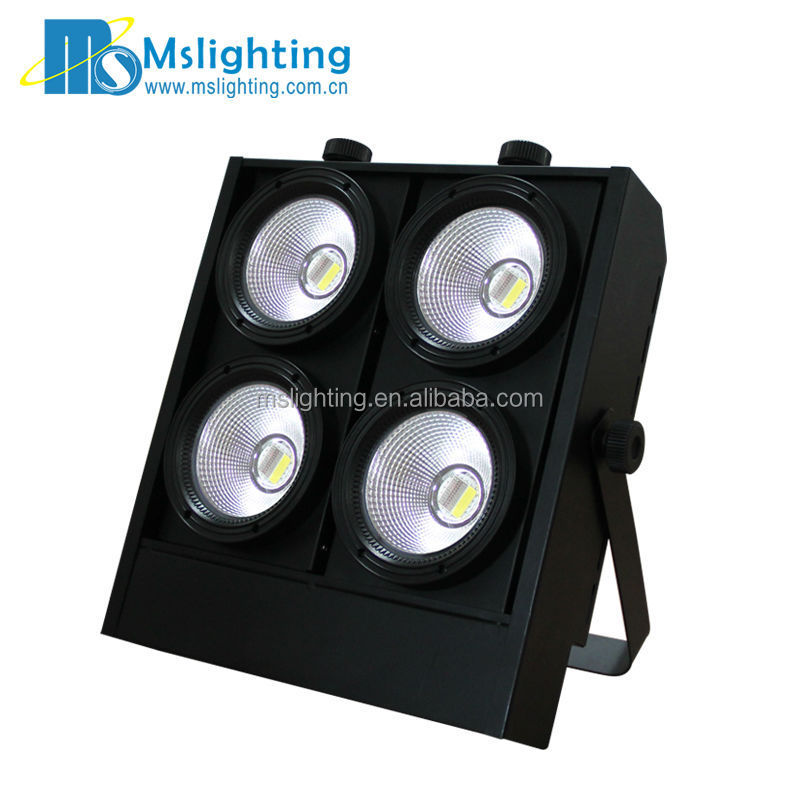 4*100W W/A/AW/WW/<strong>RGB</strong>/RGBW/RGBWA/RGBWAU COB LED Blinder Light LED Audience Light LED Stage Light