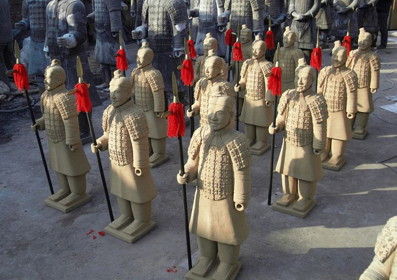 2017 Terracotta Warrior Garden Statues Whole Large Product On Alibaba Com