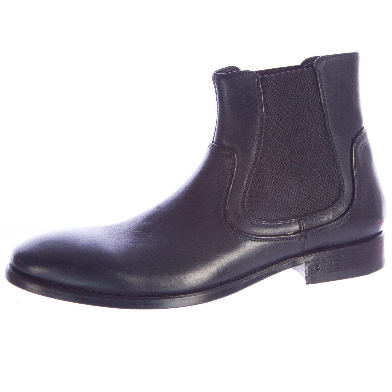 7c51d935a101 Get Quotations · John Varvatos Men s Fleetwood Chelsea Leather Boots